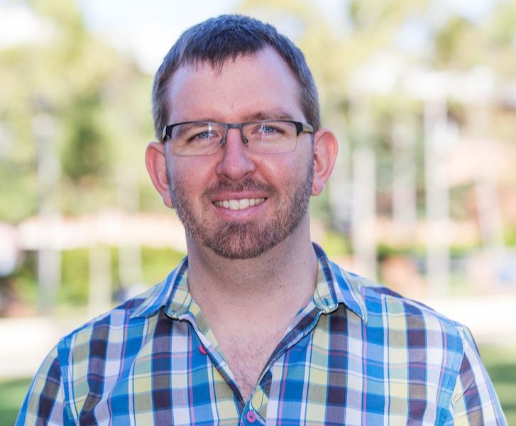 Associate Professor James Curran